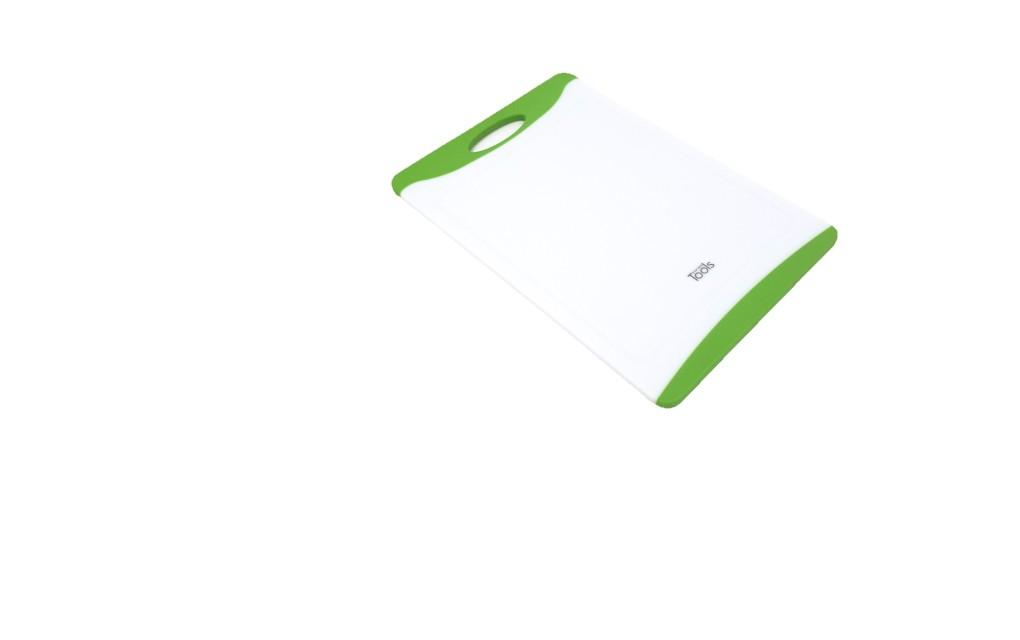 קרש אוקולון לבן מסגרת צבעונית