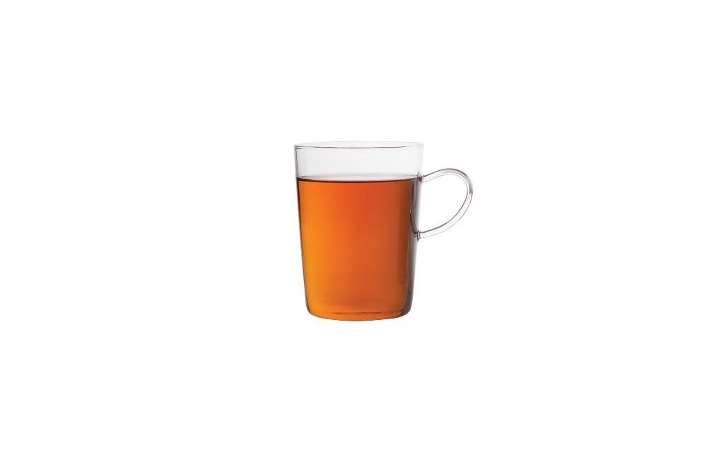 כוס תה זכוכית מחוסמת Madrid