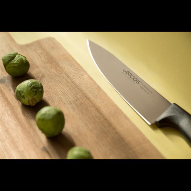 סט 5 סכינים בבלוק סכינים שקוף Niza