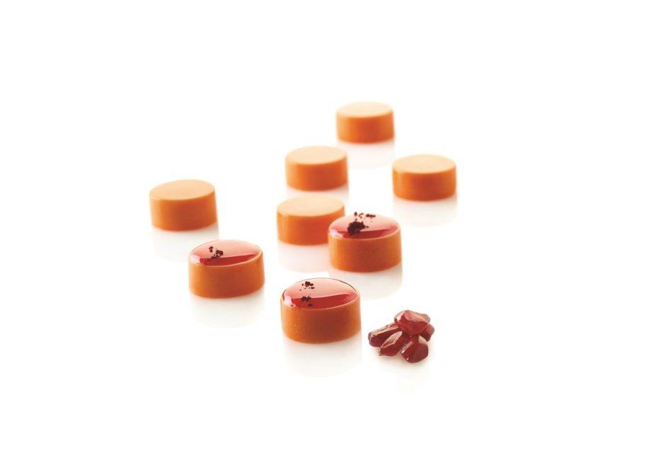 תבנית סיליקון 35 שקעים micro round