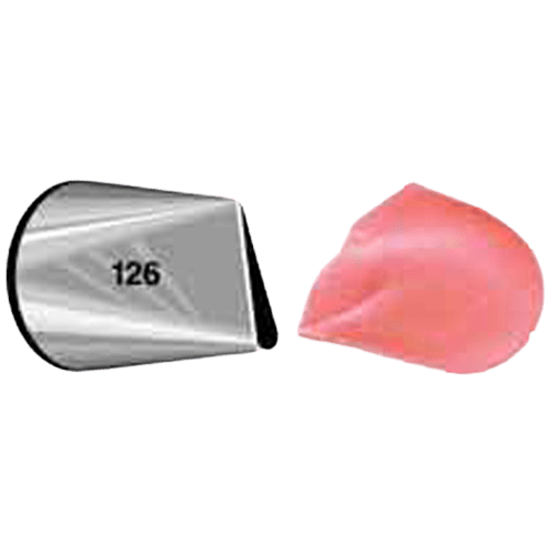 צנטר נירוסטה 126