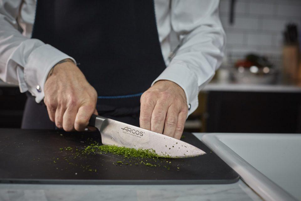סכין שף מחוזקת Manhattan