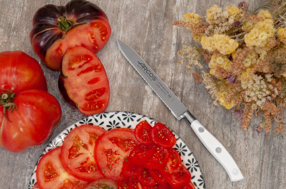 סכין ירקות משוננת Riviera