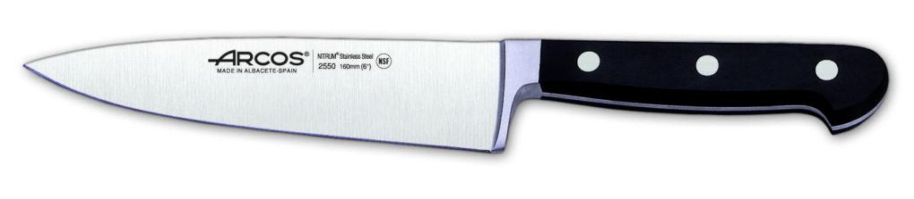 סכין שף מחוזקת Classica