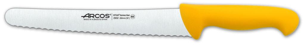 סכין קונדיטור משוננת 2900