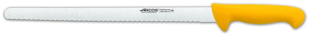 סכין קונדיטור גמישה משוננת   2900