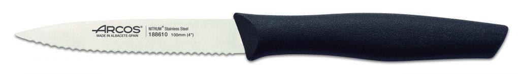 סכין ירקות משונן שפיץ Nova