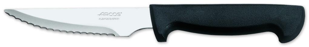 סכין סטייק רחב ידית פלסטיק