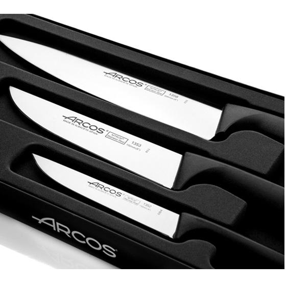 סט 3 סכיני שף Niza