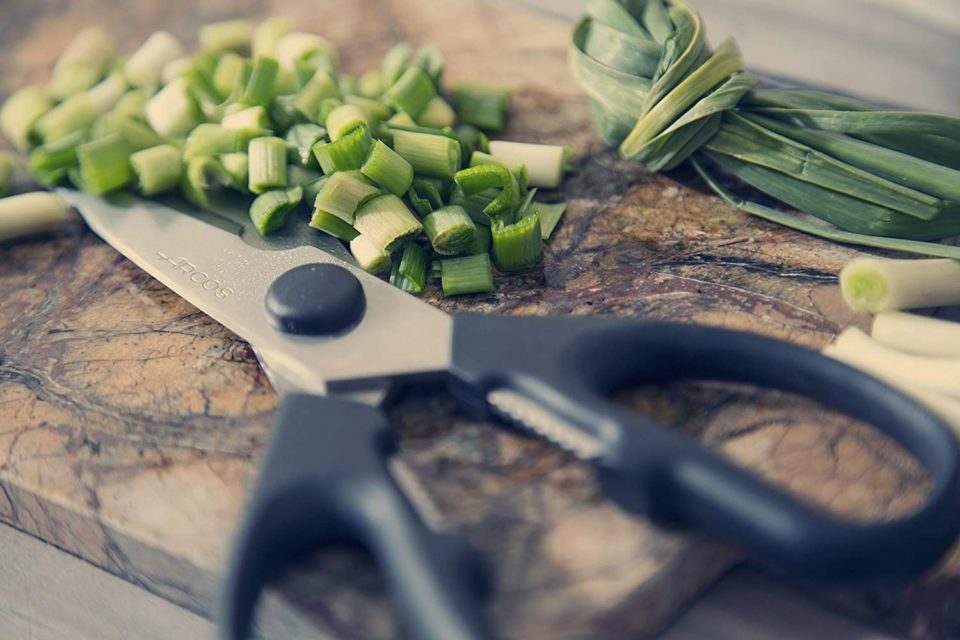 מספריים למטבח ועבודה