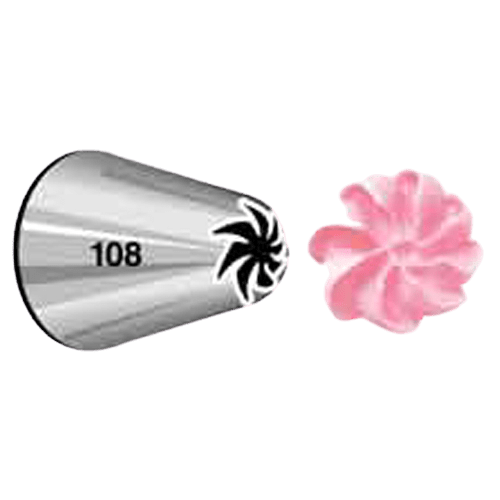 צנטר נירוסטה 108