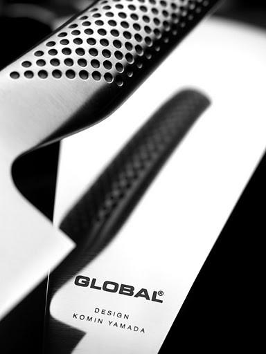 """סכין שף 18 ס""""מ בעלת ידית אחיזה צרה מהסדרה הקלאסית"""