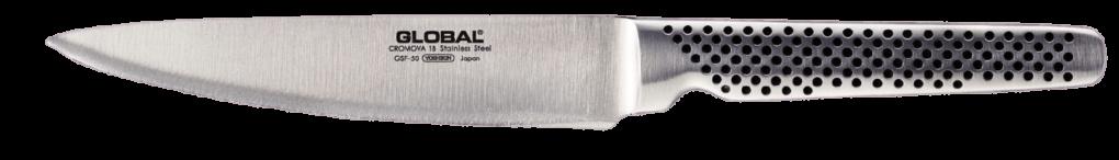 """סכין עזר באורך 15 ס""""מ בעלת ידית מחוזקת מהסדרה הקלאסית"""