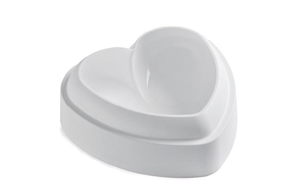תבנית סיליקון לב AMORE