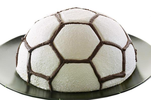 תבנית סיליקון כדורגל