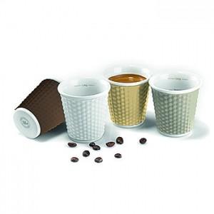 סט 4 כוסות אספרסו COFFEE COLLECTION