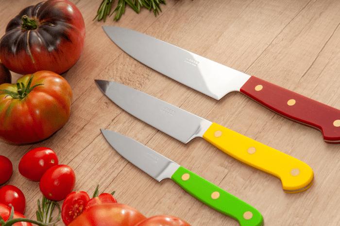 סט 3 סכינים ARCOS VINTAGE