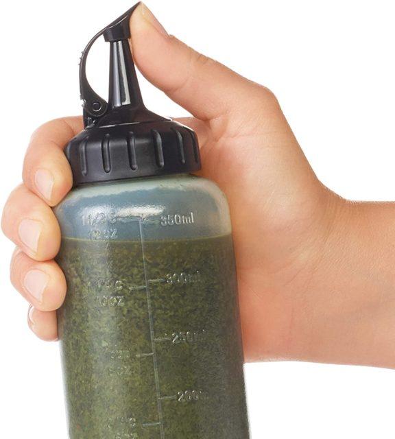 בקבוק לחיץ גדול GOOD GRIPS
