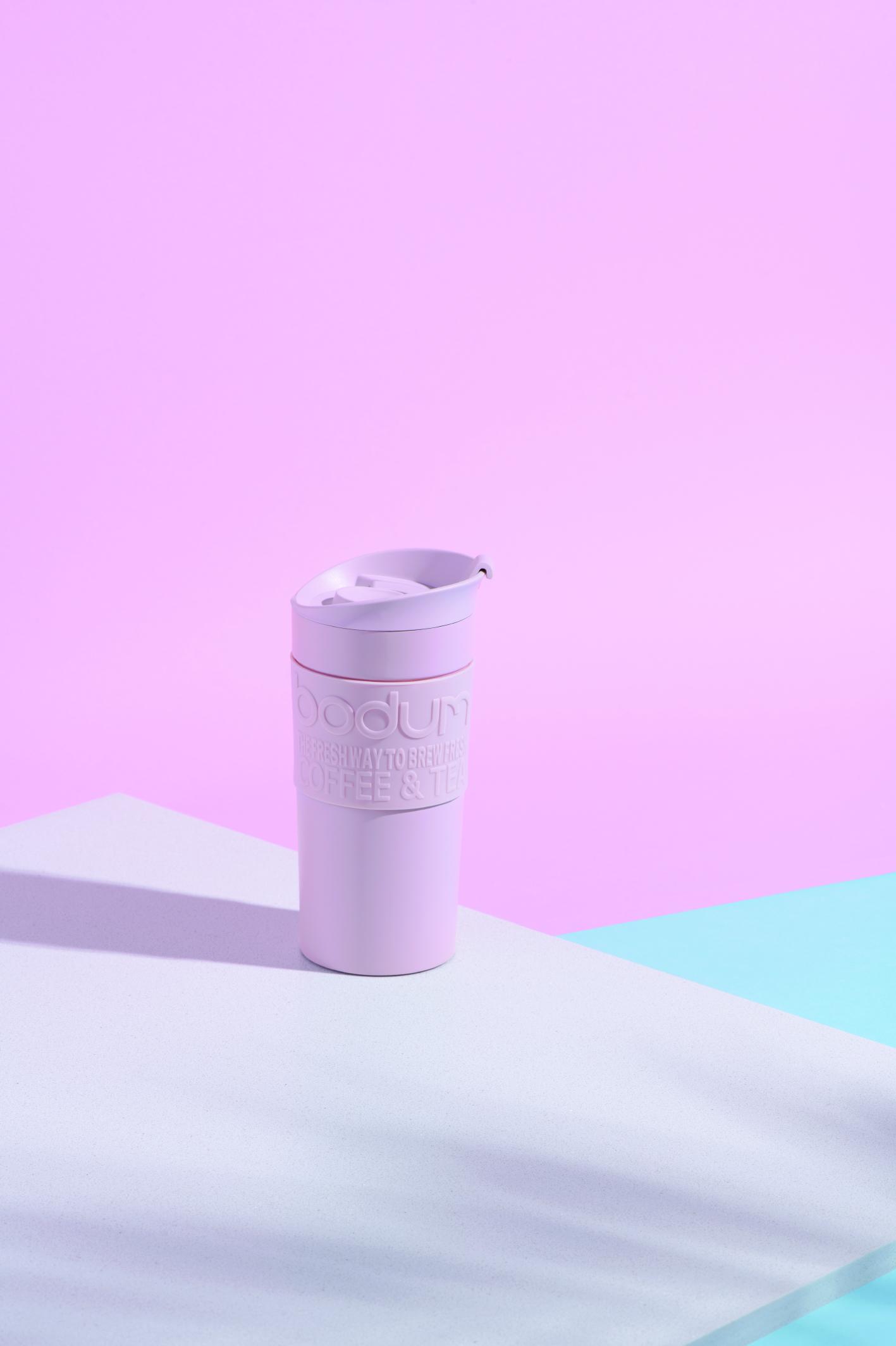 כוס To Go נירוסטה Strawberry