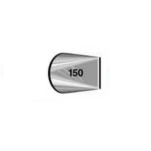 צנטר נירוסטה פס רחב 150