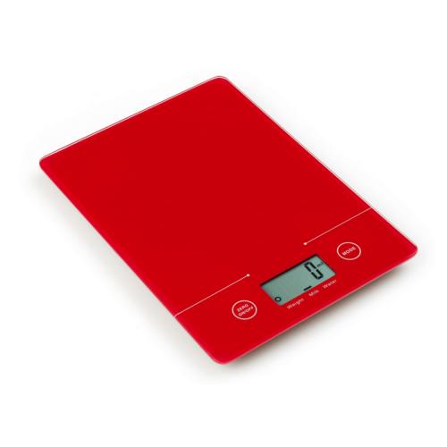 """משקל דיגיטלי משטח זכוכית עד 5 ק""""ג"""